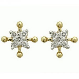 Ag Real Diamond Karina Earring Agse0108a