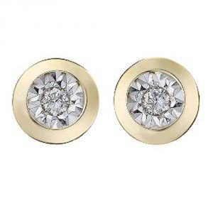 Ag Real Diamond Varsha Earring Agse0146a