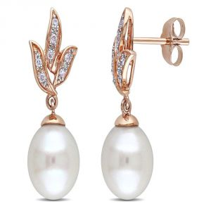 port,ag,arpera,Diya Diamond Earrings - Ag Real Diamond Fashion Earring AGSE0197