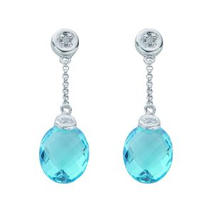 Port,Ag,Oviya,Fasense,Clovia,Azzra Diamond Jewellery - Ag Real Diamond Fashion Earring AGSE0202