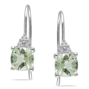 Pick Pocket,Platinum,Tng,Sukkhi,Flora,Ag,Jharjhar,Sinina Women's Clothing - Ag Real Diamond Fashion Earring AGSE0209