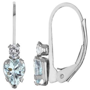 Ag Real Diamond Priyanka Earring Agse0219