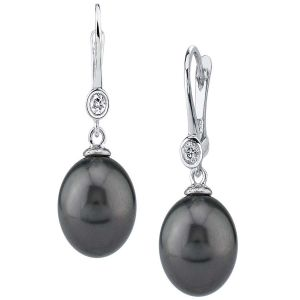 Port,Ag,Cloe,Oviya,Fasense Women's Clothing - Ag Real Diamond Rajshree Earring AGSE0221