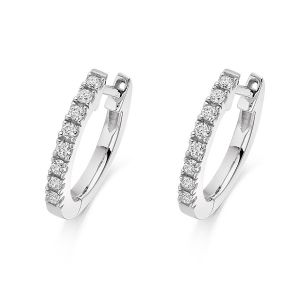 Ag Real Diamond Manali Earring Agse0238