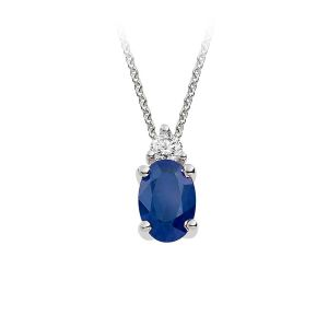 Ag Real Diamond Lavnya Pendant Agsp0233