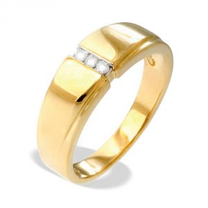 Ag Real Diamond Aish Ring Agsr0017a
