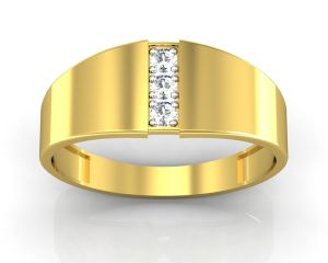 Ag Real Diamond Mamata Ring Agsr0017y