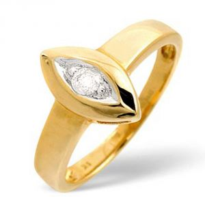 Ag Silver & Real Diamond Bhavika Ring ( Code - Agsr0020n )
