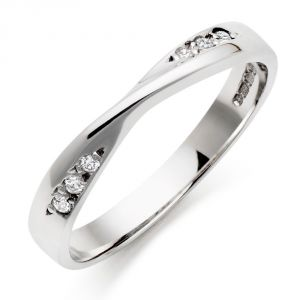 Ag Real Diamond Fashion Ring Agsr0205