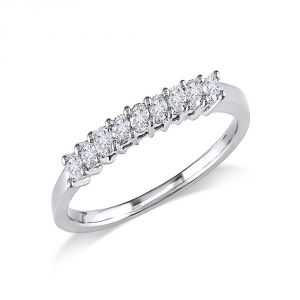 Ag Real Diamond Fashion Ring Agsr0207