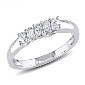 Ag Real Diamond Fashion Ring Agsr0208