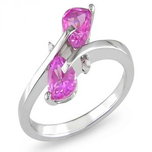 Ag Real Diamond Fashion Ring Agsr0215