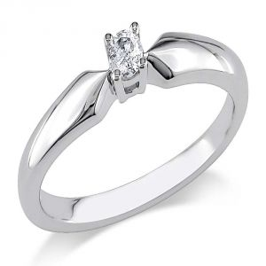 Ag Real Diamond Fashion Ring Agsr0216