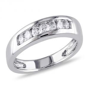 Ag Real Diamond Fashion Ring Agsr0217