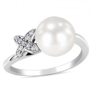 Ag Real Diamond Fashion Ring Agsr0235