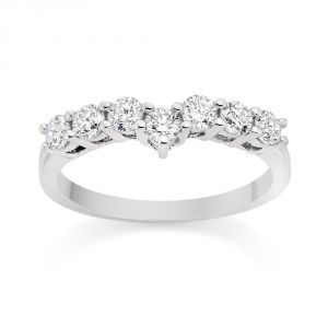 Ag Real Diamond Fashion Ring Agsr0239