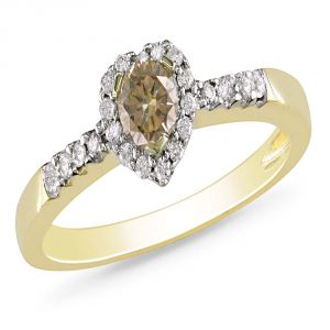 Ag Real Diamond Fashion Ring Agsr0245