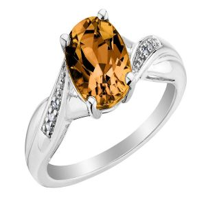 Ag Real Diamond Mumbai Ring Agsr0263
