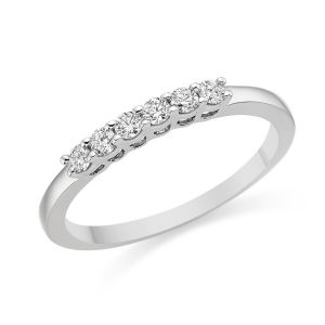 Diamond Rings - Ag Real Diamond  Akansha Ring  AGSR0306