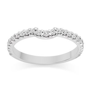 Ag Real Diamond Priya Ring Agsr0308