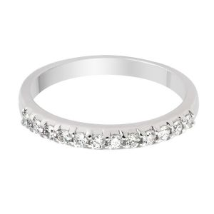 Ag Real Diamond Noopur Ring Agsr0319