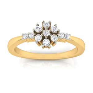 Avsar Real Gold Mansi Ring( Code - Avr184yb )