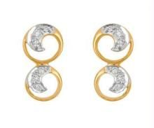 Bling! Diamond Daily Wear Fancy Earrings Bge022