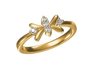 Kiara Sterling Silver Seema Ring Ecr2197y