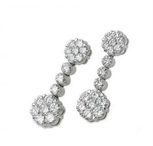 Kiara Traditional Shape Earring Kie0042