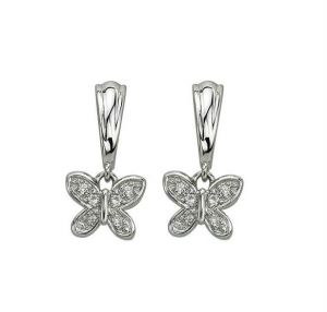 kiara,la intimo,shonaya,valentine Earrings (Imititation) - Kiara Butterfly Shape Earring KIE0046