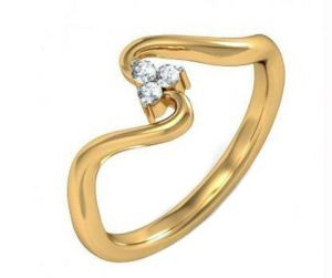Kiara Traditional Shape Diamond Ring Kir0054