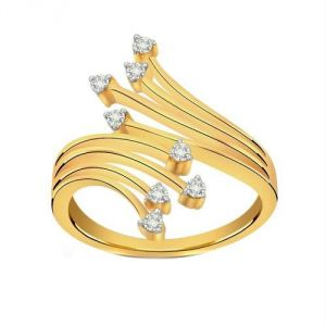 Kiara Swara Diamond Ring Kir0055