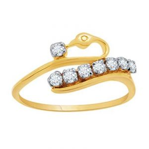 Kiara Duck Shape Diamond Ring Kir0063