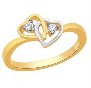 Kiara Heart Shape Diamond Ring Kir0064