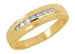 Kiara Simple Look American Diamond Ring Kir0108