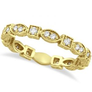 Kiara Bridal Shape American Diamond Ring Kir0115