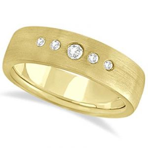 Kiara Gents American Diamond Ring Kir0122