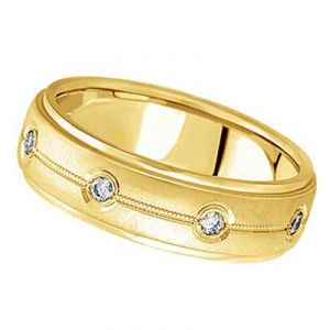 Kiara Look Gents American Diamond Ring Kir0127