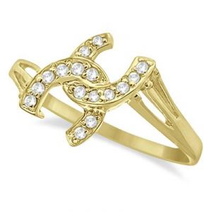 Kiara Uc Shape American Diamond Ring Kir0131