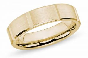 Kiara Yellow Gold Plated Ring Kir0225