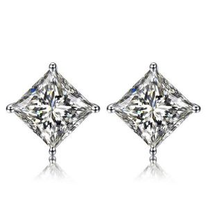 Kiara Swarovski Elements Yellow Gold Plated Earring Kie0356