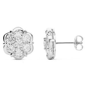 55f4152c9c9 Kiara Sterling Silver Chitra Earring (code - Kie873)