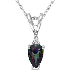 Kiara Sterling Silver Pendant Made With Cubic Zirconia Stone( Code - Kip0210 )