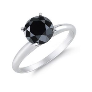 Kiara Sterling Silver Ring Made With Swarovski Zirconia # Kir0363
