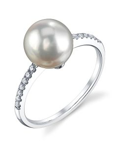Kiara Sterling Silver Ring Made With Cubic Zirconia Stone( Code - Kir0437 )