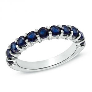 Kiara Sterling Silver Ring Made With Swarovski Zirconia Kir0492