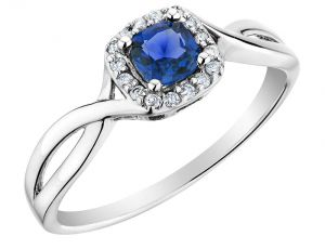 Kiara Sterling Silver Kareena Ring Kir0661