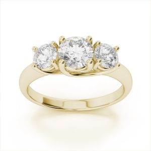 Silver Rings - Kiara Sterling Silver Kirti Ring KIR1634