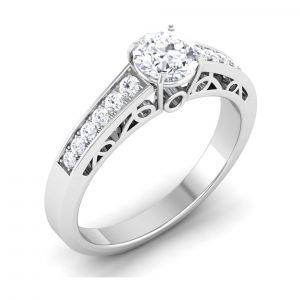 00915bc1ad Silver Rings Girls - Buy Silver Rings Girls Online @ Best Price in India