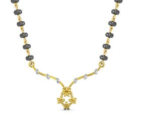 Avsar Real Gold And Diamond Raipur Necklece8
